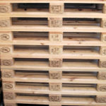 High Quality Used Euro EPAL Pallets in our Sydney Yard